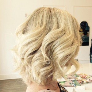 Blown Away Short Hairstyles